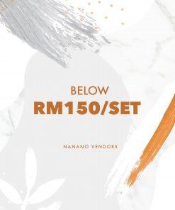 Below RM150